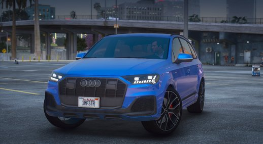 Audi Q7 2020 [Add-On | Extras]