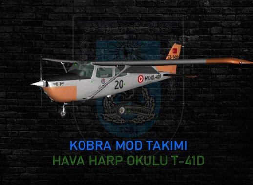 土耳其空军学院T-41D训练飞机-哈瓦·哈普·奥库鲁