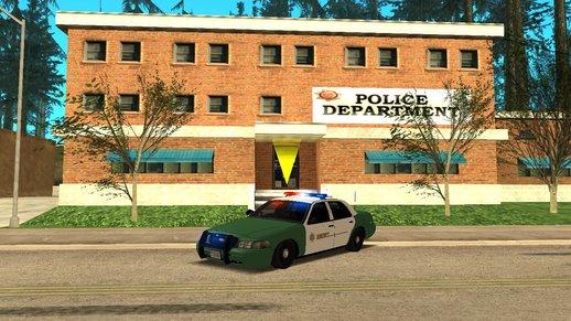 SASD San Andreas警长警区警察包[EML]