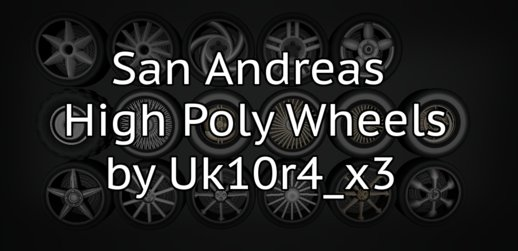 High Poly Wheels - Tuning