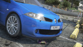 Renault Megane II.2 RS 5 doors [Add-on | Extras | Template]