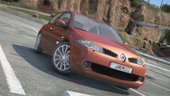Renault Megane II.2 RS 3 doors [Add-on | Extras | Template]
