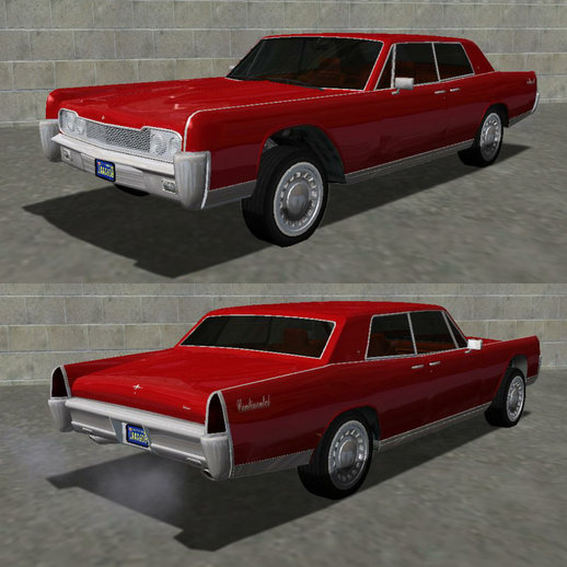 1965 Lincoln Continental (Chino style) v1.0