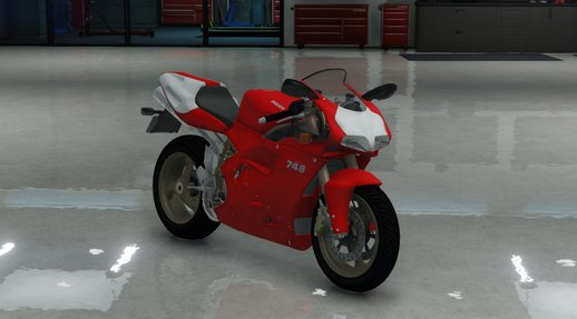 Ducati 748 [Add-On | Tuning]