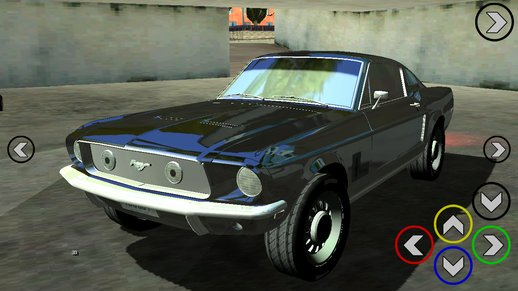 1968 Ford Mustang Fastback for mobile