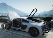 Sheepy Race Audi R8 Twin Turbo [Add-On]