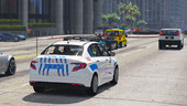 Fiat Egea Turkish Police Car  [replace][els]