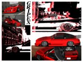 Nissan 180sx GP Sports
