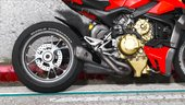 2021 Ducati V4S StreetFighter [Addons | Tuning | Template]