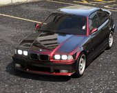 BMW M3 E36 1997 [Add-On | LODs | Tuning | Template]