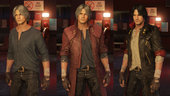 Dante Devil May Cry 5 (Trevor Replacement)