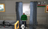 Carl Johnson Fam1 Clothes Mod Skin