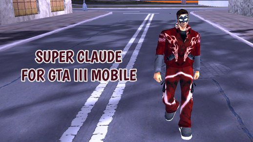 Super Claude For GTA 3 Mobile
