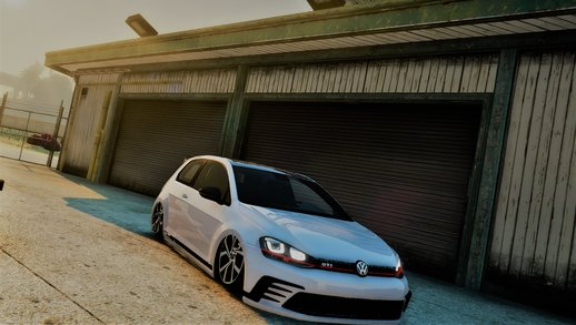 Volkswagen Golf 7 Clubsport GTI [Add-On]