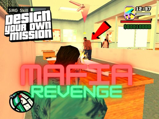 San Vice DYOM Mafia Revenge: Returns
