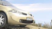 Renault Megane II.2 3 doors [Add-on | Extras | Template]