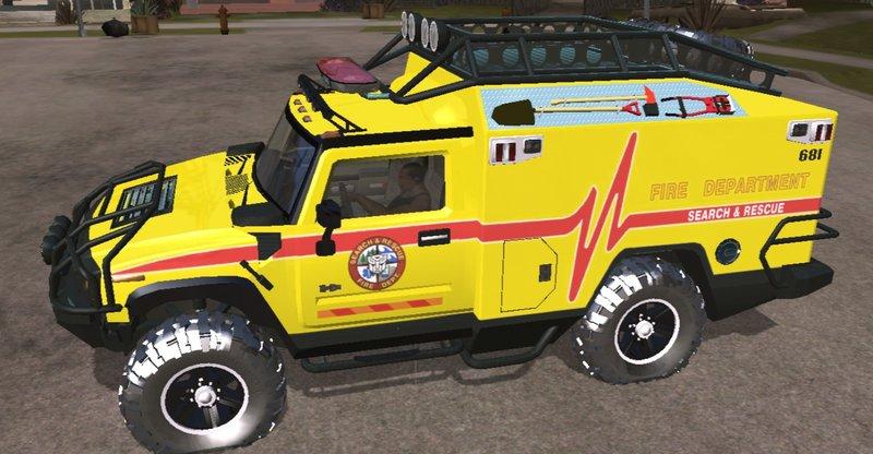 820 Mod Mobil Ambulance HD Terbaru