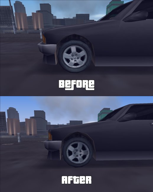 Improved Wheels