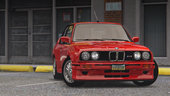 BMW M3 E30 1990 [Add-On | Tuning | Template]