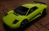 GTA V Pegassi Infernus restructured