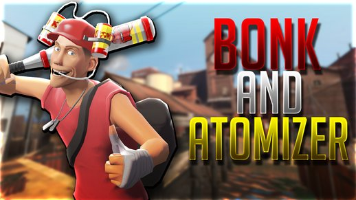 ¡Bonk! And Atomizer From TF2 For GTA SA