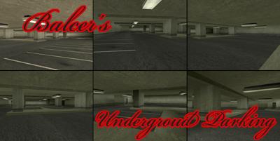 Balcers Underground Parking