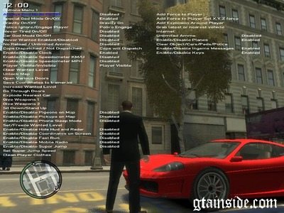 GTA IV: Simple Native Trainer Installation - GTAinside com