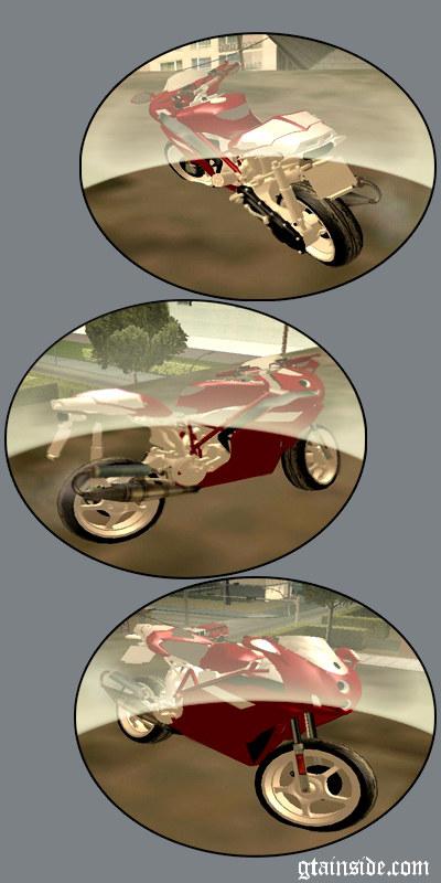 Motos Para GTA San Andreas