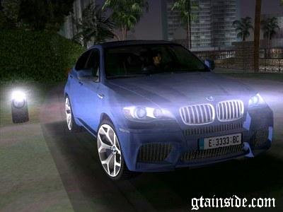 2010 BMW X6M
