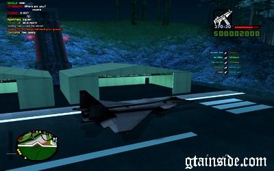 mods de aviones para GTA San Andreas