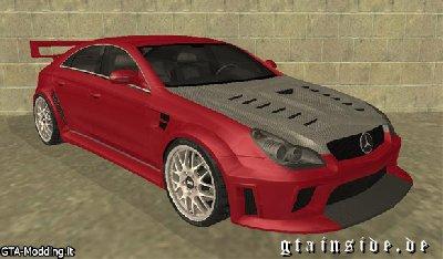 [Mods GTA San Andreas]Carros - Mercedes-Benz 366