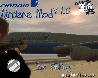 Airplanes / Самолети Finnairplane