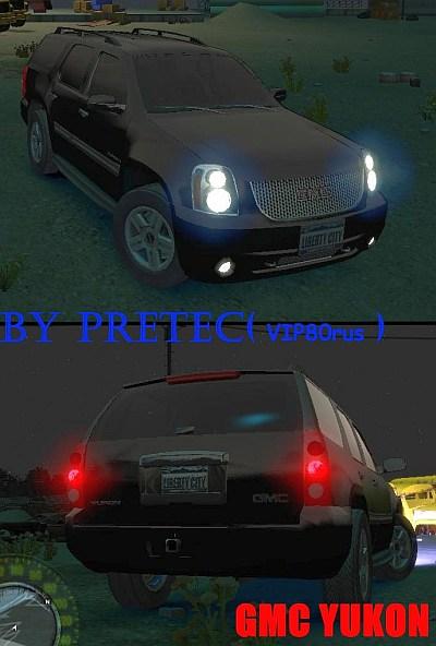 """GTA 4 """"GMC Yukon 2008"""""""