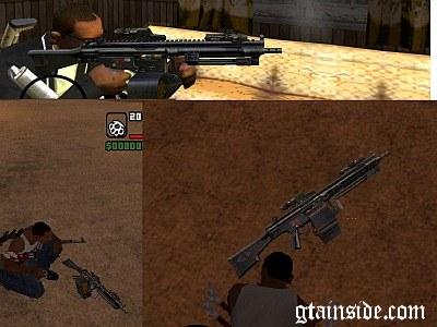 Mods de Armas,Coches,Barcos etc. HK23E