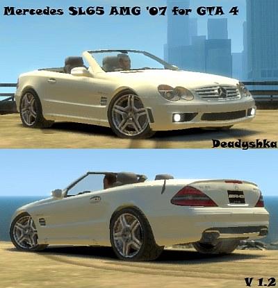 مرسدس بنز GTA IV Release55552