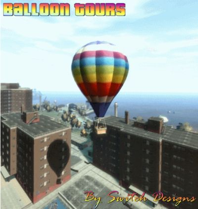 Balloon Tours