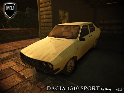 dacia for games