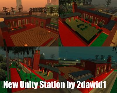 New Unity Station