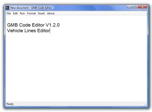 کد GMB ویرایشگر 1.2.3 FINAL