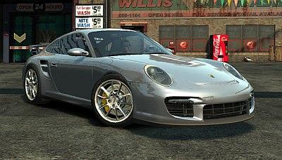GTA IV Porsche 911 GT2 Porschegt2_gta4
