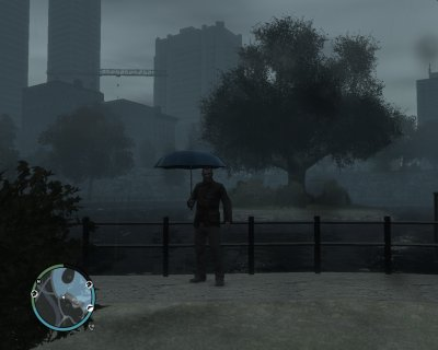 Umbrella Mod ver1.0