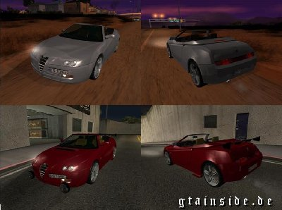 Parches de autos para el GTA San Andreas....