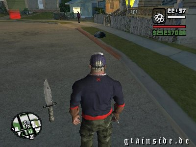 Armas para GTA San Andreas (copy paste de mi post)