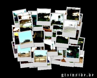 San Andreas Bildschirmschoner