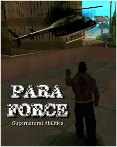 Para Force - Supernatural Abilities