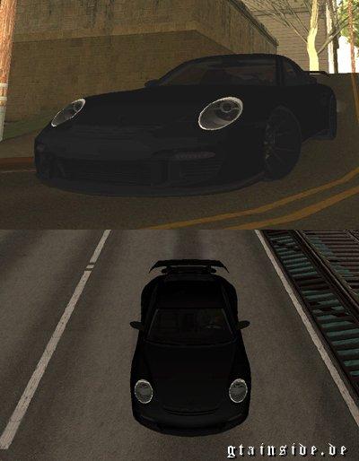 Porsche Carrera 911 Gt2. Porsche 911 GT2 (997) BE