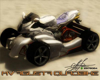 Quadbike MVAgusta