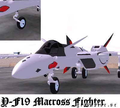 Y-F19 Macross Fighter