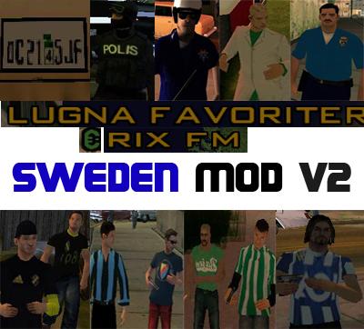 GTA SWEDEN v.2