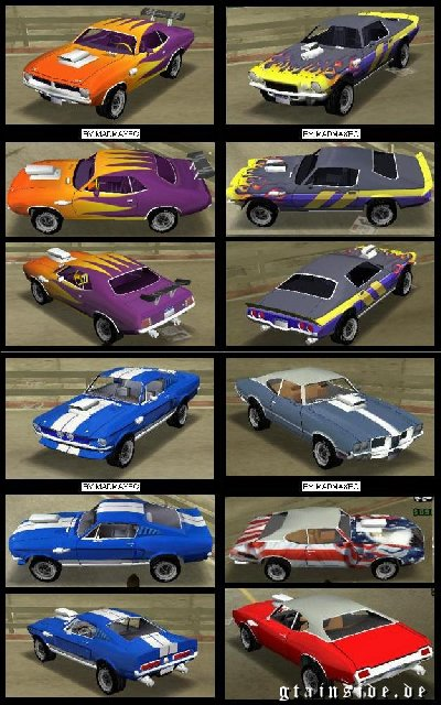 Claves Gta San Andreas mas Mods